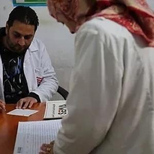 Centre de santé de Nabd Alhayat