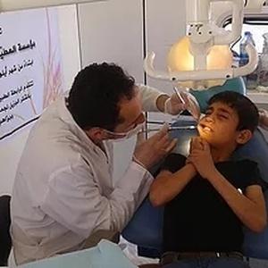 Clinique mobile dentaire